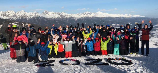Skifahrt 2020 nach Schönfeld